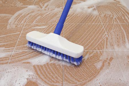 Floor Brush Cleaning Tool