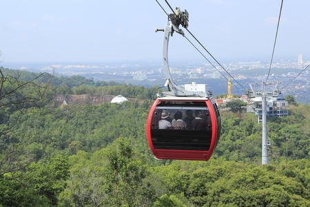 cable car: Cable Car of Hatyai