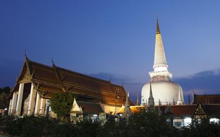 si: Wat Phra Mahathat Woramahawihan, Thailand