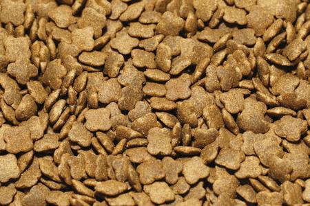 brown: Brown Dog food texture