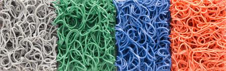 floor mats: Texture of Dust floor mats Stock Photo
