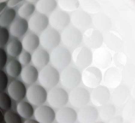 Golf ball Closeup Texture Macro shot