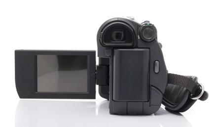 vdo: VDO Camcorder on White background