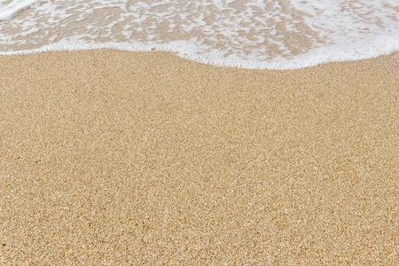 Strand und Sand-Hintergrund Standard-Bild - 44077062