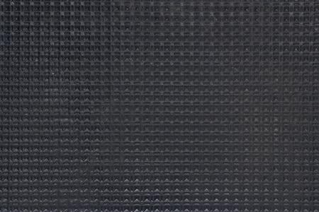 floor mat: Black Rubber Car Floor Mat texture background