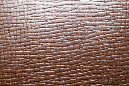 brown leather: Old Brown Leather Texture Macro shot Stock Photo