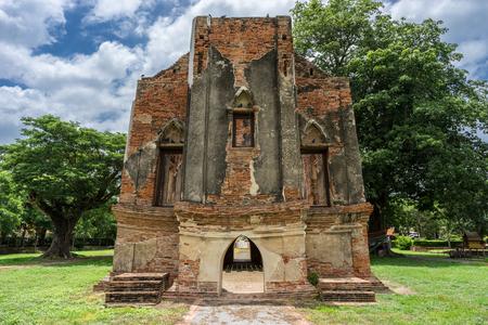 Kham Yat Palace Tourist attraction in Kham Yat, Thailand Stock Photo