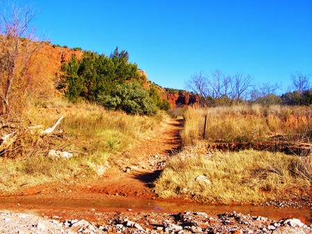 hiking path: Hiking Path