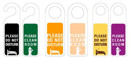 door hanger: Door hanger