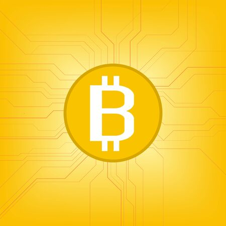 Concept Cryptocurrency decentralized money