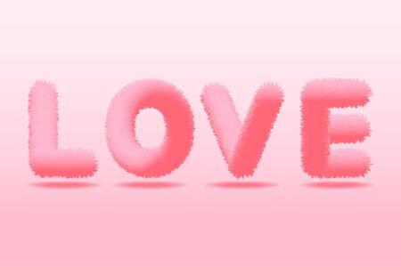 Valentines day vector background. Sees it Illusztráció