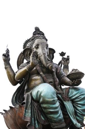 destroyer: Ganesha Monument Stock Photo