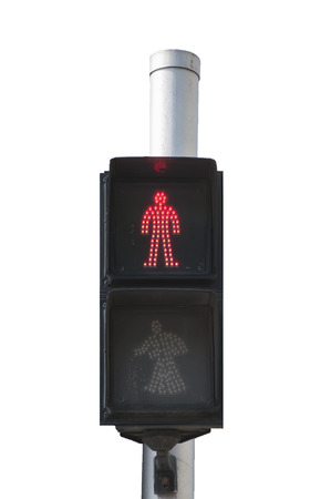 Rood verkeerslicht