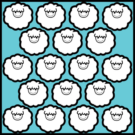 sheeps: sheeps patter