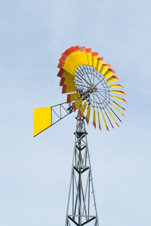 windmill Stock Photo - 13367361