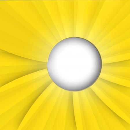 kruh prostor na abstraktní květina pozadí Reklamní fotografie