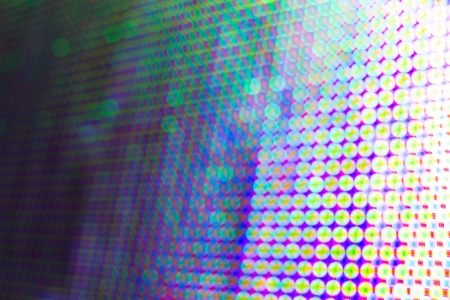 led lighting: abstract LED light background