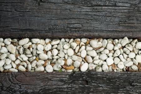 pebble stone texture Stock Photo