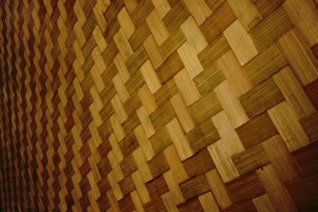 bambusové dřevo textury pozadí Reklamní fotografie