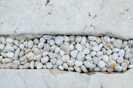 bílý kámen pozadí