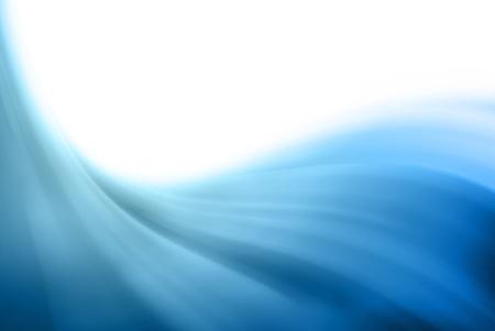 abstraktní pozadí modré Reklamní fotografie