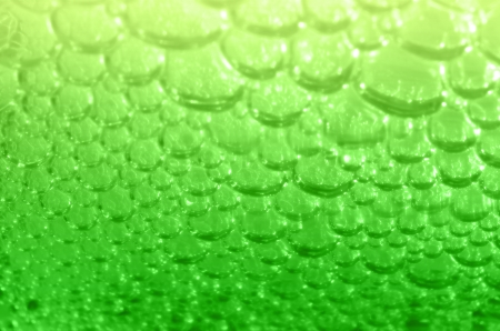 Abstract bubble background photo