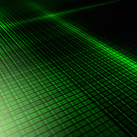 green lines: abstract grid and lines background green