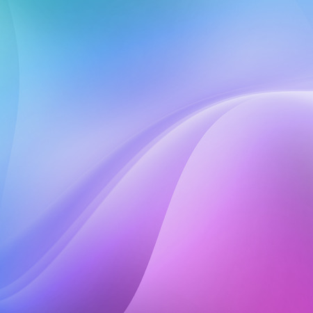 abstract wave background blue and pink