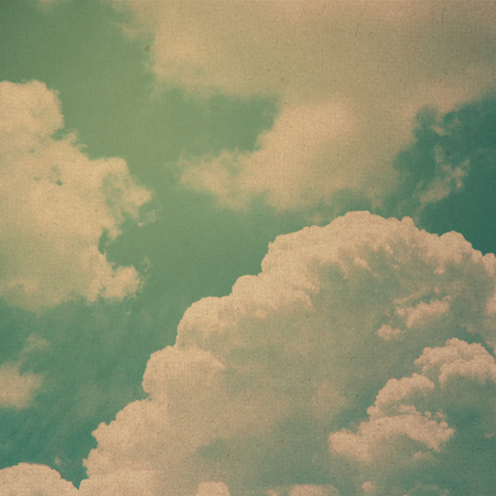 cloudy sky grunge texture background