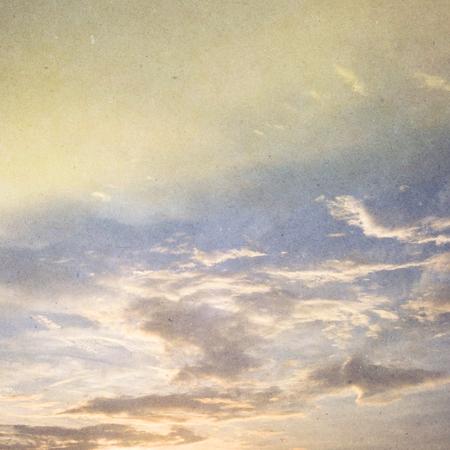 zatažené obloze grunge textury na pozadí