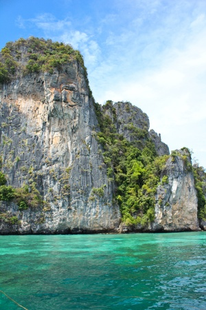 Phi Phi Islands, Krabi, Thailand photo