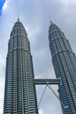 Petronas twin tower Stock Photo - 14143763