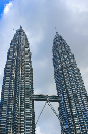 Petronas twin tower Stock Photo - 14143762