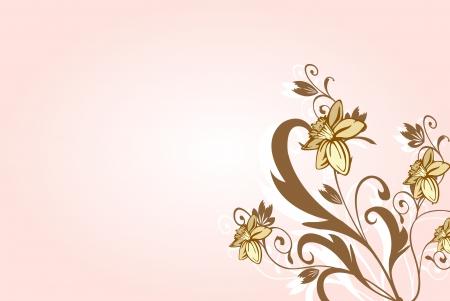 flower background Stock Photo - 15608966