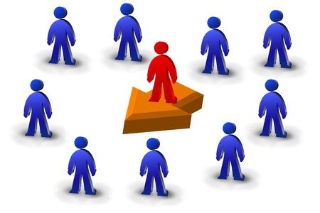 leader business
