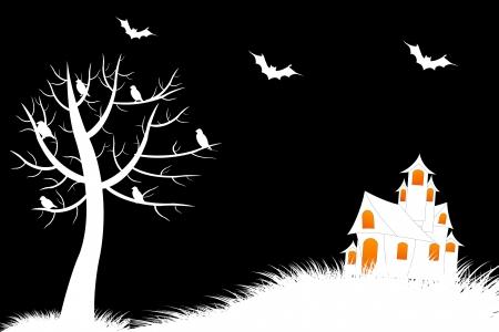 Halloween background Stock Photo - 15663717