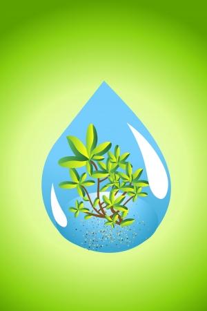 water, save world Stock Photo - 15663787