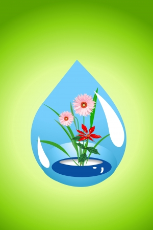 water, save world Stock Photo - 15663718
