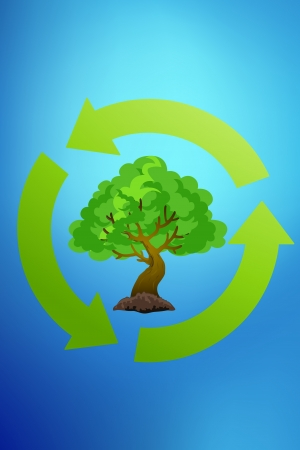 recycle, save world
