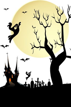 halloween background Stock Photo - 15710227