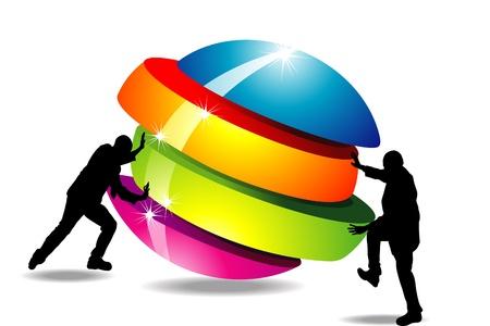professional relationship: Teamwork, business
