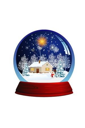 christmas background Stock Photo - 15790635
