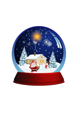christmas background Stock Photo - 15790620
