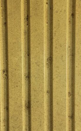 Old zinc fence as background photo