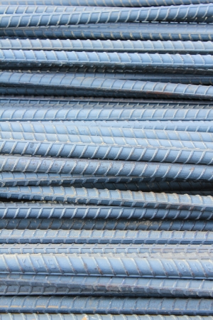 steel bars as background photo