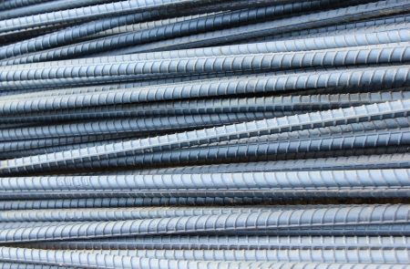 steel bars photo