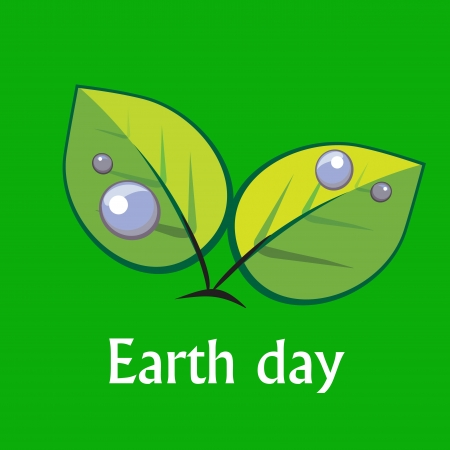 earth day-sign photo