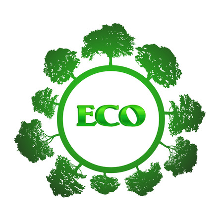 eco on the earth photo