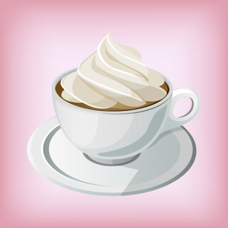 coffeetree: coffee cup Stock Photo