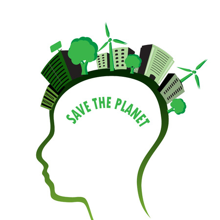 save the planet photo